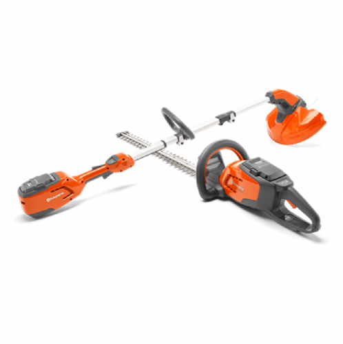 Husqvarna 115iL trimmer & 115iHD45 hedge trimmer
